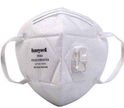 Honeywell 霍尼韦尔 H930 KN95 防雾霾口罩 4只装 5.9元包邮(需用券)