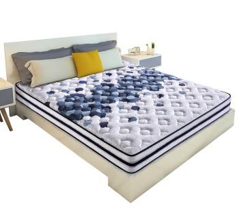¥1999 SLEEMON 喜临门 深睡 乳胶弹簧床垫 180*200*22cm