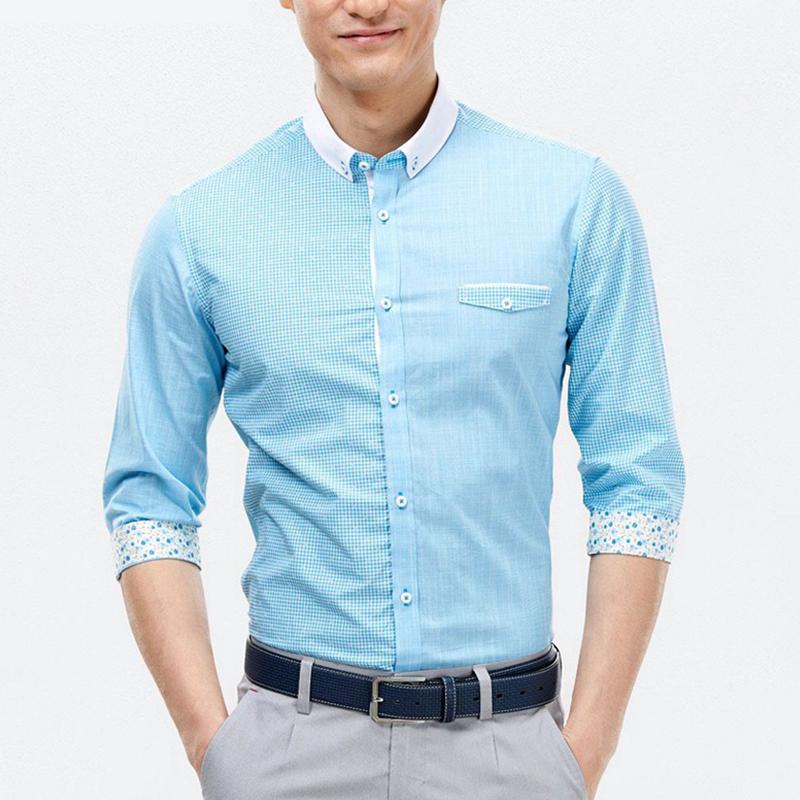¥19.9 【海澜之家】品牌剪标100%纯棉衬衫