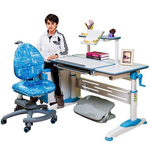 生活诚品(easy life) MY8811+ZY3301 儿童书桌椅套装 1860元