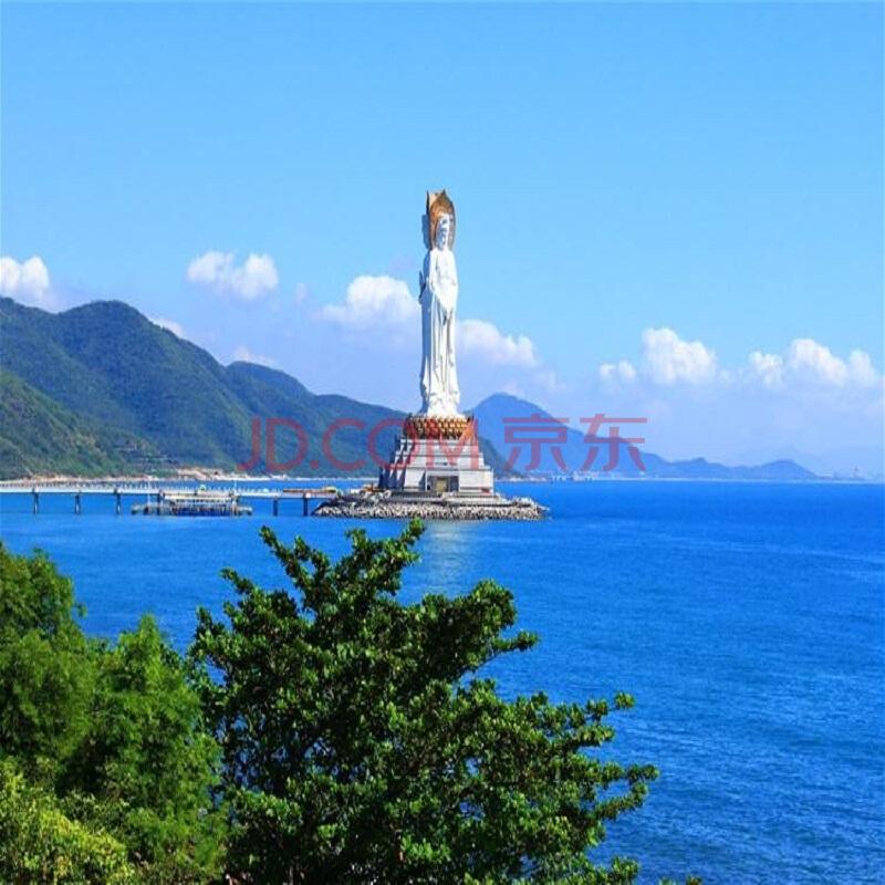 ¥1699 529超级乐园日: 上海航空 上海-三亚5天往返含税特价机票