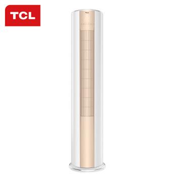 TCL 大2匹 2级能效 变频柜机空调 3899元包邮 满1000减100叠加100元券后