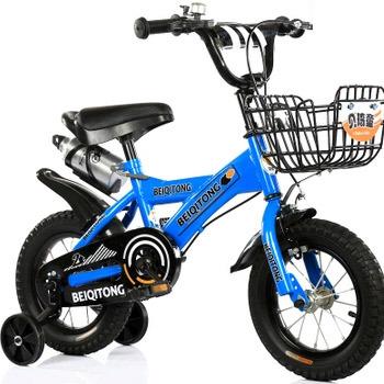 国美 贝琦童 儿童自行车159元包邮 已降30元