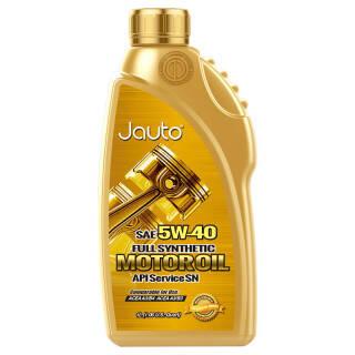 Jauto 京安途 全合成机油 5W-40 API认证配方 金装 SN级 1L *4件 106元(需用券,合26.5元/件)
