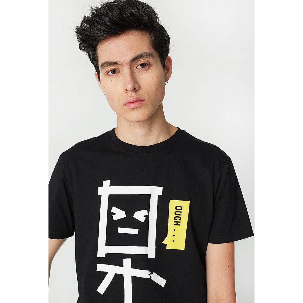 C&A CA200205567 男士趣味印花T恤 59元
