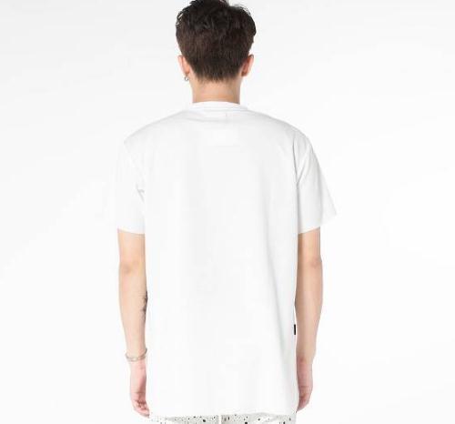 街头时尚!HALFMAN M.I.L DAMAGE TEE T恤 99元包邮