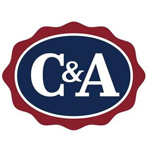 C&A 聚划算秋上新 换装持续狂欢专场 全场普遍7折包邮 折上满减 满98减5 满348减20 满598减50