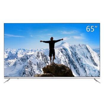 苏宁易购 618预售:Skyworth创维 65英寸全面屏4K智能液晶电视 4999元(定金19抵1419)