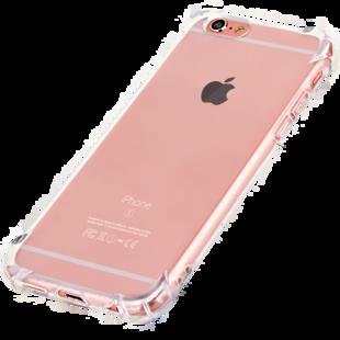 晶翼 苹果全系列防摔透明手机壳 券后1.9元