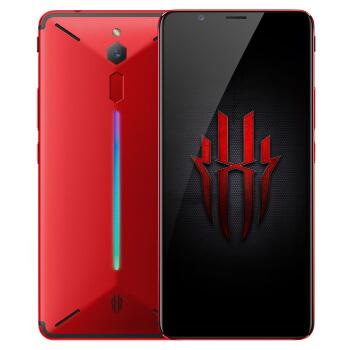 nubia 努比亚 红魔游戏手机 全网通 8GB+128GB 2129元包邮