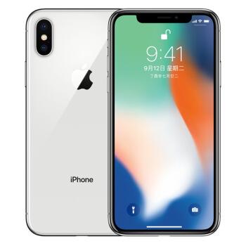 Apple 苹果 iPhone X 智能手机 64GB 全网通版 5499元包邮