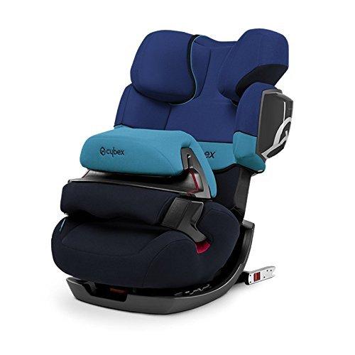 德国CYBEX儿童安全座椅PALLAS派乐斯pallas 2-fix isofix硬接口 月光蓝(德国品牌 1329.05元