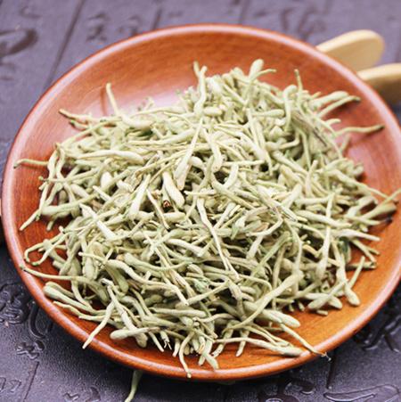 国老 金银花茶 50g 送玫瑰花茶80g ¥20