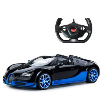 苏宁易购 儿童节礼物!星辉 布加迪威速遥控汽车遥控车玩具1:1488元包邮(已降70元)