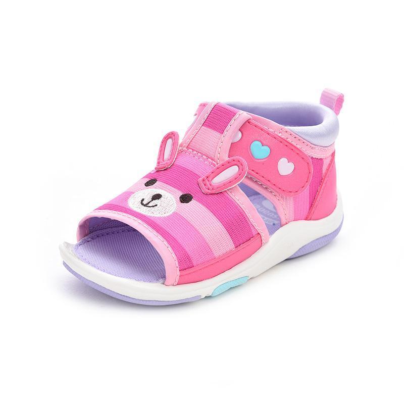 30日0点: Moonstar 月星 女童机能凉鞋 99元包邮