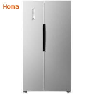奥马(Homa) BCD-452WK 对开门冰箱 452升 2268元