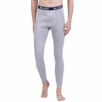 国美 北极绒 男士纯棉薄款秋裤 *3条54.6元包邮 折合18.2元/条
