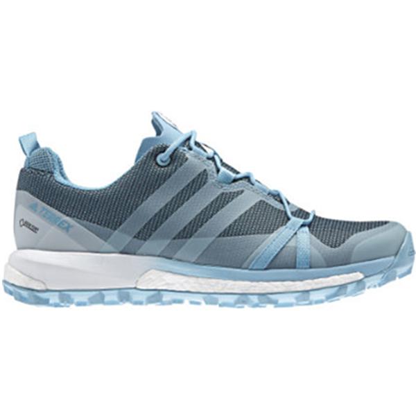 无穷潜力!阿迪达斯Terrex Agravic GTX女式登山鞋 553.22元