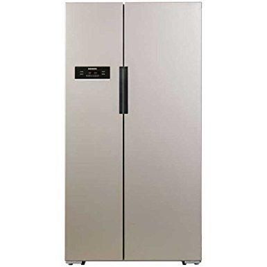 亚马逊镇店之宝活动,西门子(SIEMENS) BCD-610W(KA92NV03TI)冰箱 610升变频 对开门冰箱 无霜独立双循环。5499元。 5499元