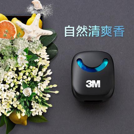 3M 凝胶型车载香氛夹3.2g 三种香型 ¥20
