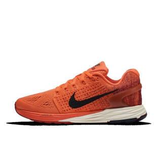 耐克(NIKE) LUNARGLIDE 7 女款跑步鞋 *2件 630.08元包邮(双重优惠)