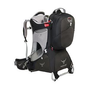 Osprey 珀蔻珀玉版AG 16年新款 Poco AG Premium 39升 O/S 城市户外徒步婴儿儿童背架反重力背负系统背板可调节带儿童安全带耐磨舒适带遮阳罩带娃出行必备 三年质保终身维修 2199元