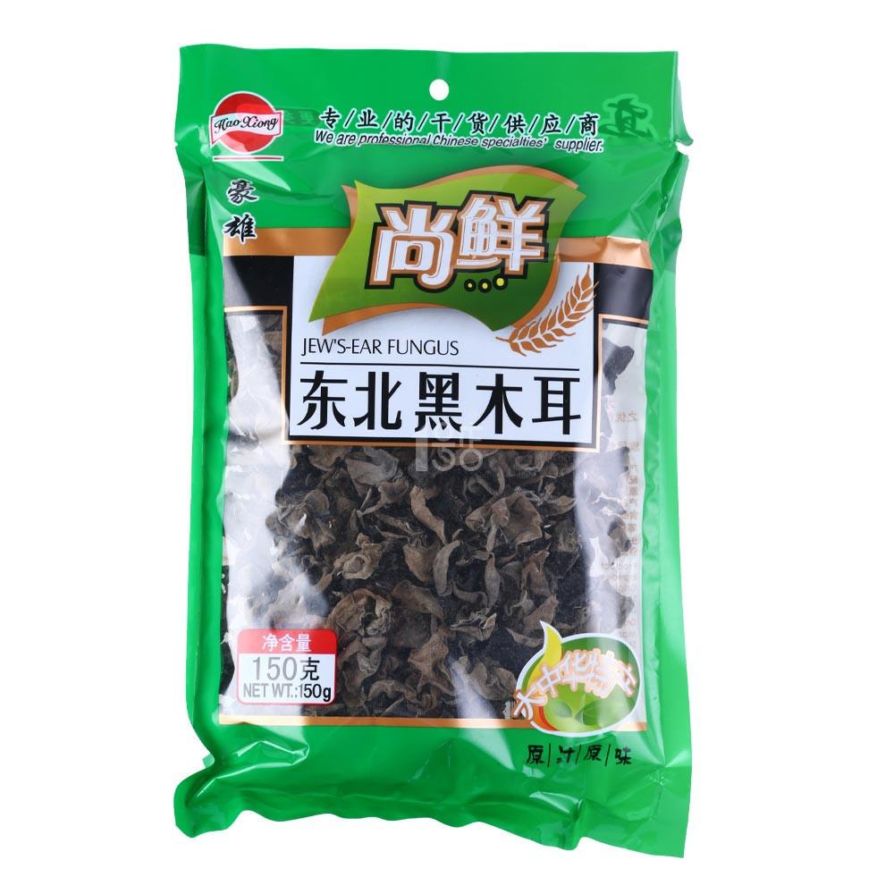 ¥18.9 豪雄 东北黑木耳 150g/袋