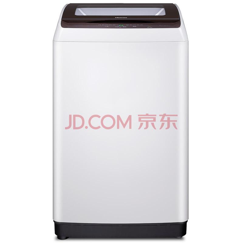 Hisense 海信 HB90DE652D 9公斤 变频 波轮洗衣机 1299元包邮