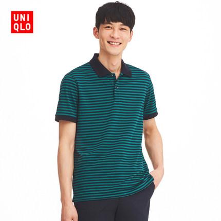 优衣库 DRY-EX POLO衫(短袖) 407945 129元包邮