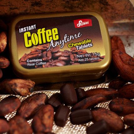 富味 醇香浓咖啡糖果盒装8盒 防困提神 ¥20