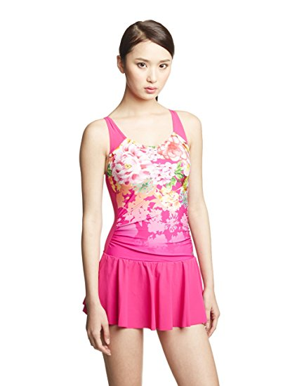 Arena阿瑞娜 FMS5262W 女式运动泳衣 XL 实付194.5元免邮