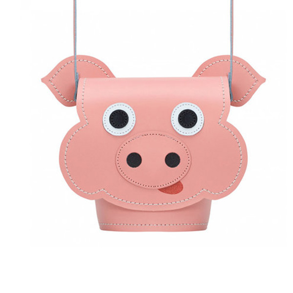 Zatchels 动物系列 可爱动物造型水桶包 474元包邮