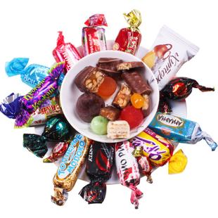 俄罗斯进口巧克力紫皮糖 券后17.8元