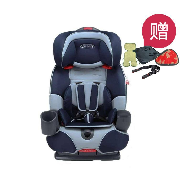 GRACO 葛莱 鹦鹉螺 儿童汽车安全座椅 3色史低1080元包邮(双重优惠)