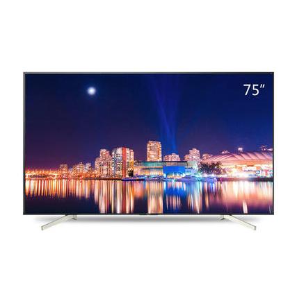 SONY 索尼 KD-75X8500F 75英寸4K HDR液晶电视 ¥16499