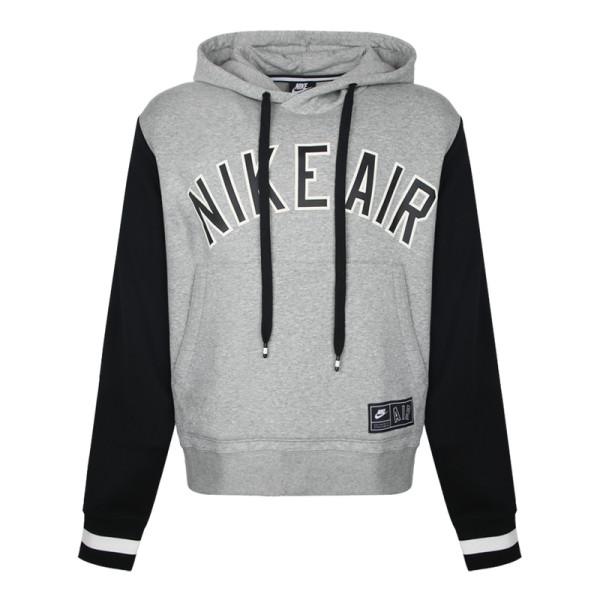 Nike 男子运动休闲帽衫AR1818 -063 灰 下单价438