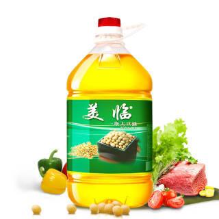 美临 食用油 一级大豆油 5L 31.9元