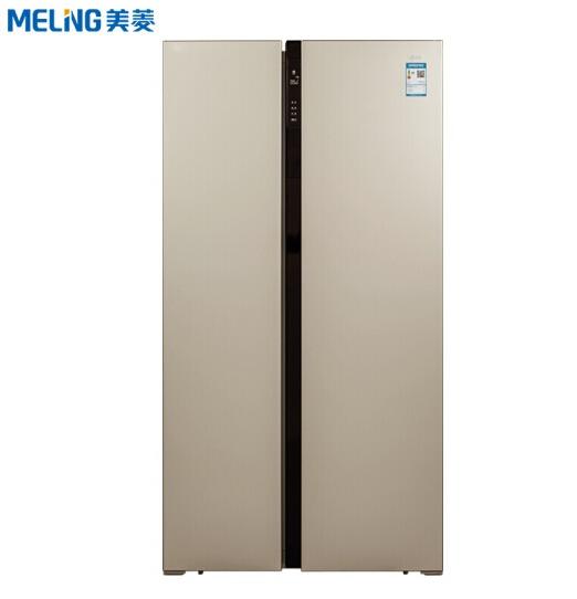 Meiling 美菱 BCD-517WPUCX 517升 对开门冰箱 2899元包邮
