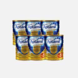 Aptamil 爱他美 金装婴儿配方奶粉 1段 900g *6罐 917元包邮包税