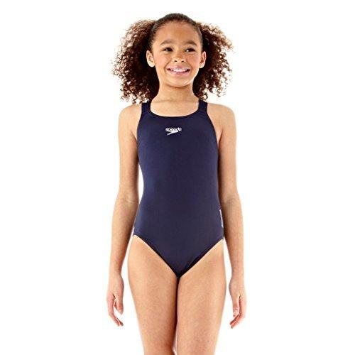 ¥68.74 Speedo 速比涛 Endurance+ 女生必备的竞速型连体泳衣