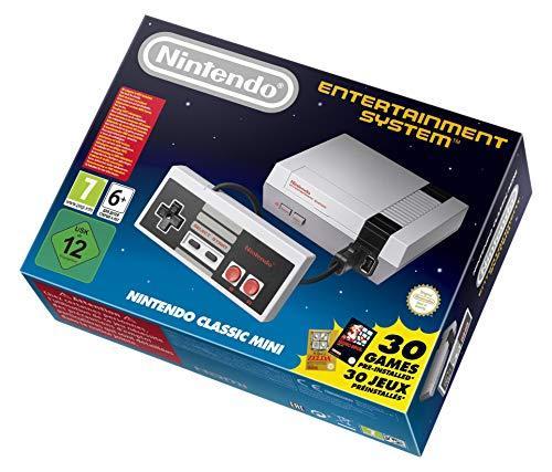 任天堂(Nintendo) NES Classic Mini 复刻版游戏主机 400.94元
