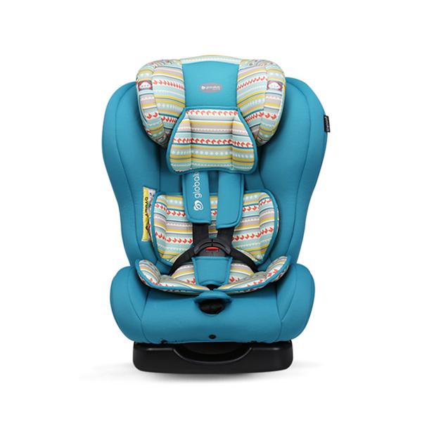 外出实用!环球娃娃汽车用儿童安全座椅0-4-7岁新生儿可躺 499元包邮(需用劵)