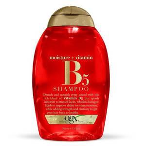 【中亚Prime会员】OGX 维生素B5保湿洗发水 385ml 到手约44元